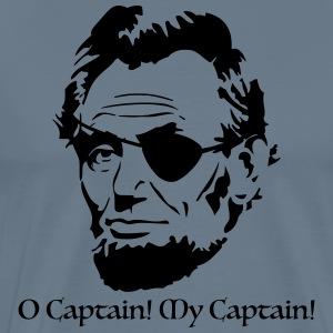 O Captain! My Captain! - Men's Premium T-Shirt