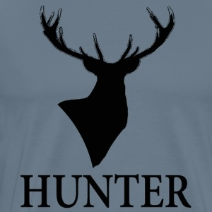 Red Stag Hunter - Men's Premium T-Shirt