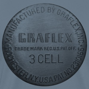 Graflex 3 Cell stamp - Men's Premium T-Shirt