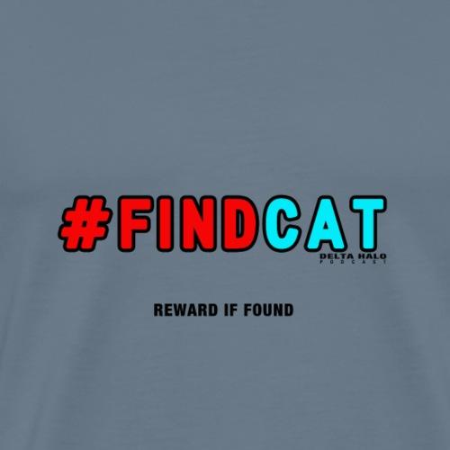 #FindCat - Men's Premium T-Shirt