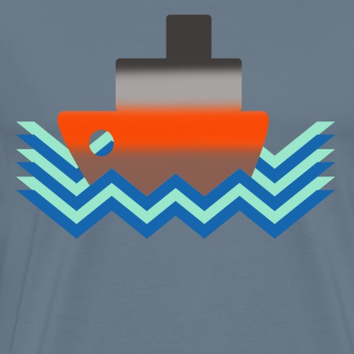 sea - Men's Premium T-Shirt