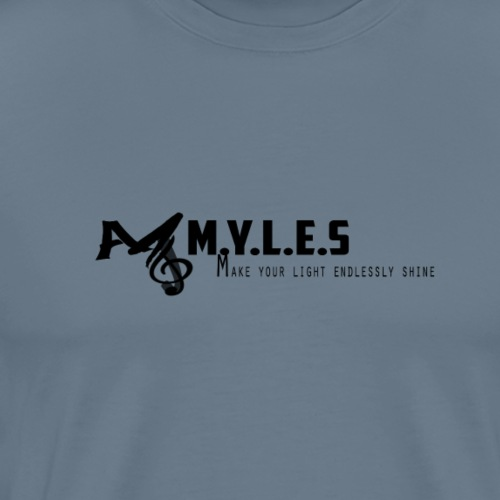 Official AJMyles - Men's Premium T-Shirt