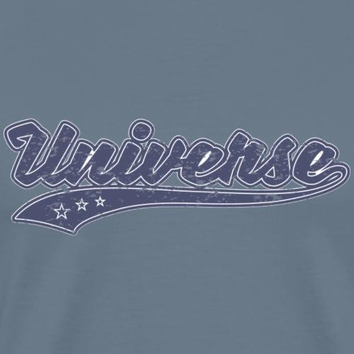 Universe (Retro Color) - Men's Premium T-Shirt