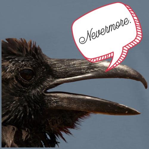 Nevermore - Men's Premium T-Shirt