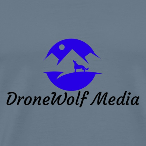 secondary logo - Men's Premium T-Shirt