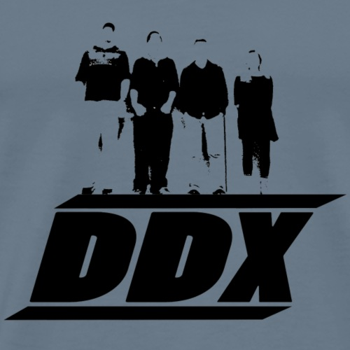 DDX Faceless - Men's Premium T-Shirt