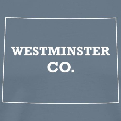 Westminster, Colorado - Men's Premium T-Shirt
