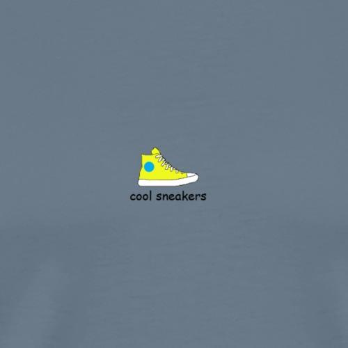 Cool Sneakers - Men's Premium T-Shirt