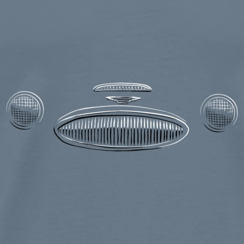 Austin Healey 3000 - Men's Premium T-Shirt