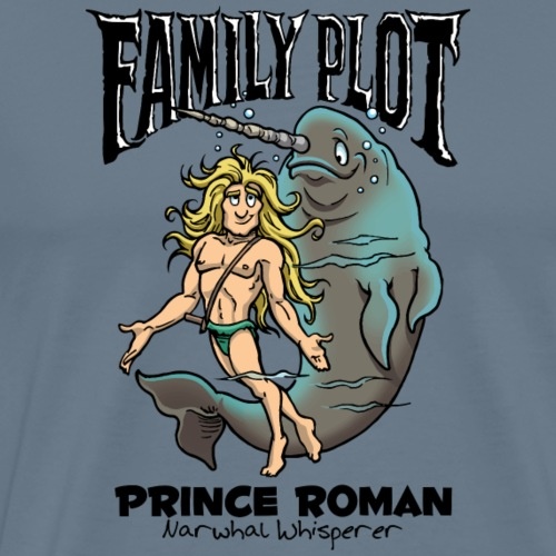 Prince Roman - Family Plot - Men's Premium T-Shirt
