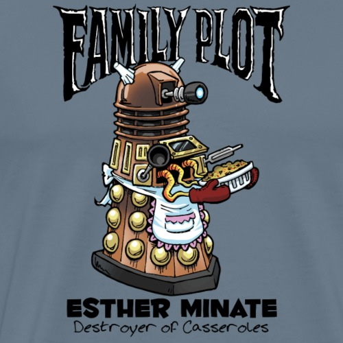 Esther Minate - Family Plot - Men's Premium T-Shirt