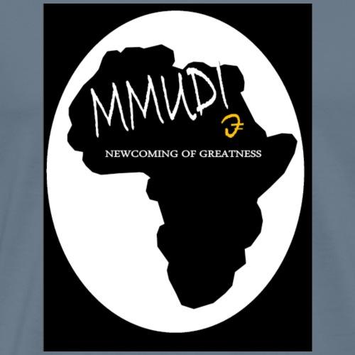 Mmudi Motherland - Men's Premium T-Shirt