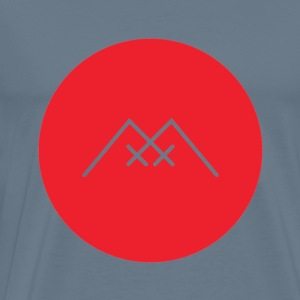 XIU XIU PLAYS THE MUSIC OF TWIN PEAKS - Men's Premium T-Shirt
