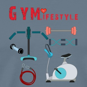 Gym Lifestyle - Men's Premium T-Shirt