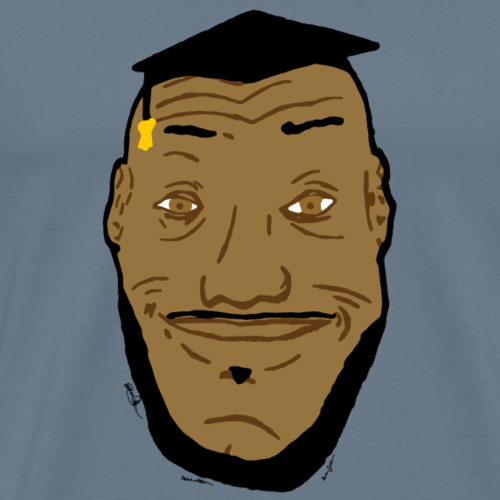 Lebron - Men's Premium T-Shirt