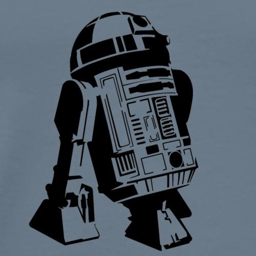 R2D2 design - Men's Premium T-Shirt