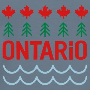Ontario! - Men's Premium T-Shirt