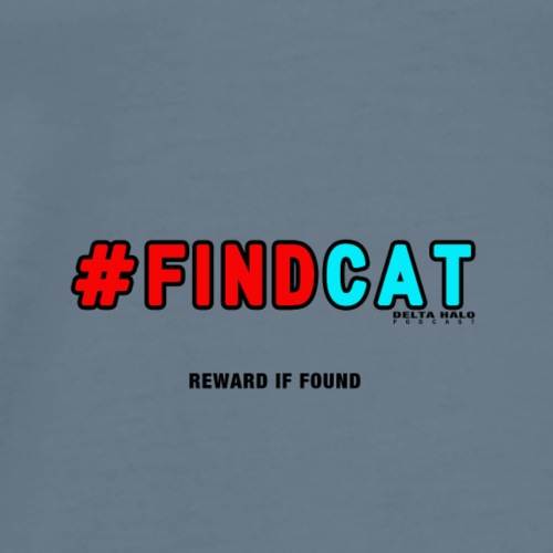 #FindCat - Men's Premium T-Shirt