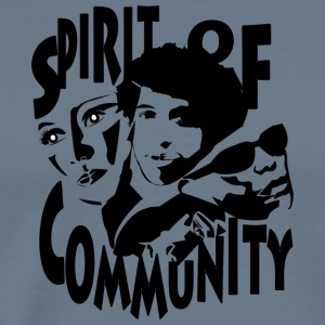 SPIRIT OF CUMMUNITY - Men's Premium T-Shirt