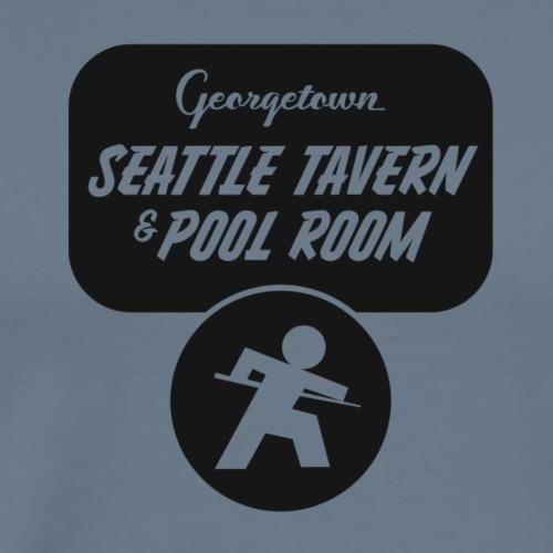 SeattleTavern logo printready 1 - Men's Premium T-Shirt