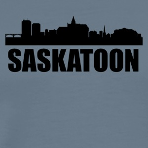 Saskatoon Skyline - Men's Premium T-Shirt