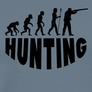 Hunting Evolution - Men's Premium T-Shirt