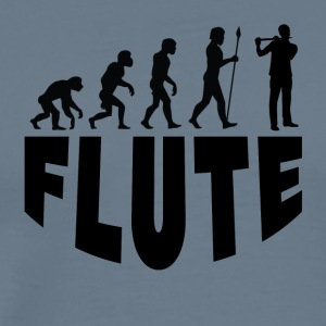 Flute Evolution - Men's Premium T-Shirt