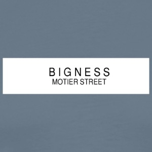 BIGNESS Ponsonby's - Men's Premium T-Shirt