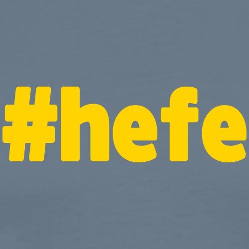 hashtag hefe - Men's Premium T-Shirt