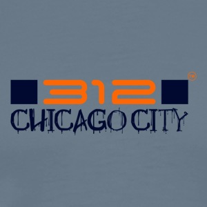 312CHICAGO CITY - Men's Premium T-Shirt