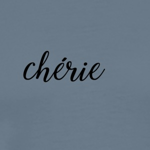 Chérie - A Shooting Star - Men's Premium T-Shirt