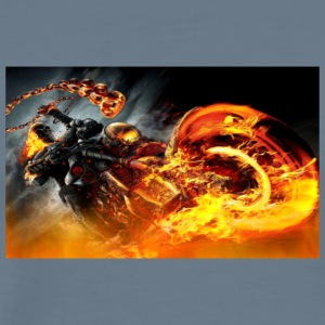 The Ghost Rider - Men's Premium T-Shirt