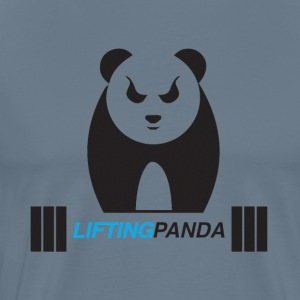 Lifting Panda - Men's Premium T-Shirt