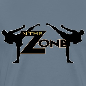 Zone MMA - Men's Premium T-Shirt