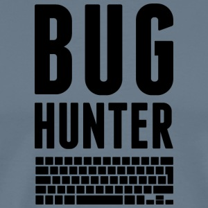 BUG HUNTER - Men's Premium T-Shirt