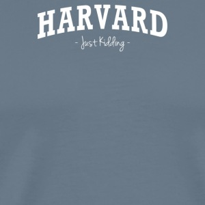 Harvard Kidding - Men's Premium T-Shirt