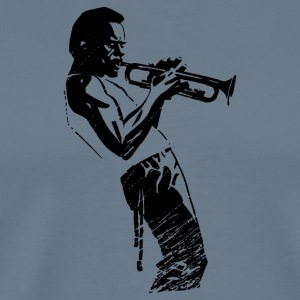 Davis Jazz - Men's Premium T-Shirt
