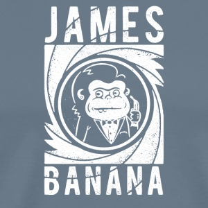 James Banana Band - Men's Premium T-Shirt