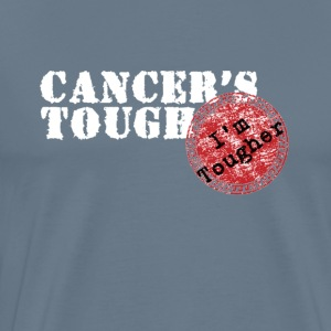 I'm tougher - Men's Premium T-Shirt