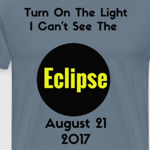 Funny Eclipse T Shirt August 21 2017 - Men's Premium T-Shirt