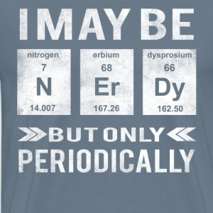Nerdy Teacher Shirt - Men's Premium T-Shirt
