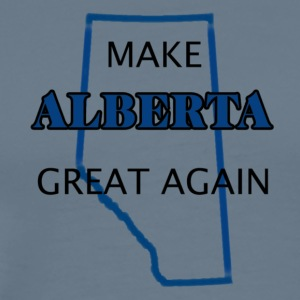 Alberta Proud - Men's Premium T-Shirt