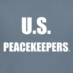 US PEACEKEEPERS - Men's Premium T-Shirt