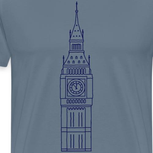 Big Ben London - Men's Premium T-Shirt