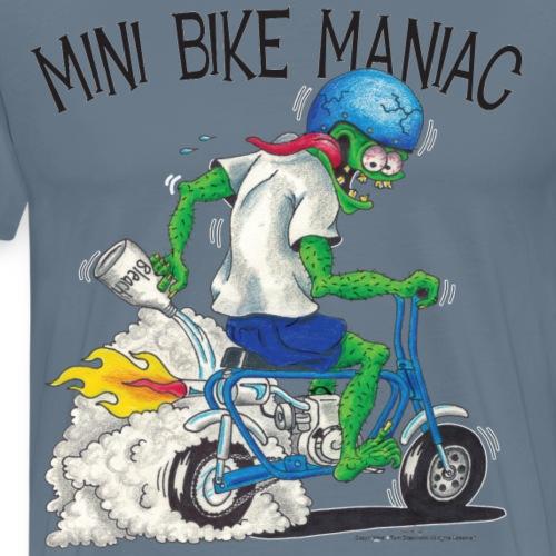 Bonanza Mini Bike Maniac black letters