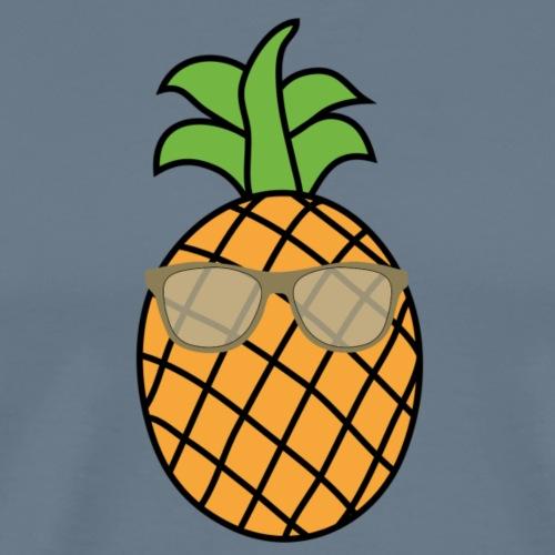Chill Pineapple - Men's Premium T-Shirt
