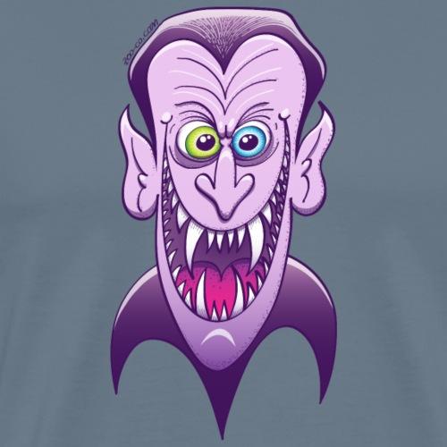 Evil Dracula - Men's Premium T-Shirt