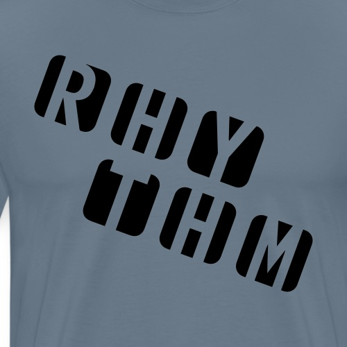 Rhythm Cubes #2 - Men's Premium T-Shirt