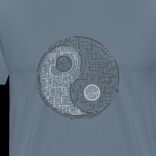 Electric Balance | Ying Yang