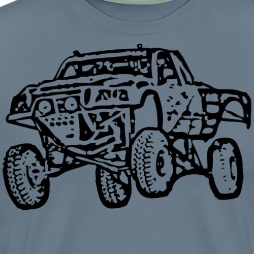 Jump Truck - Men's Premium T-Shirt